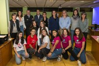 Technovation Challenge Girls impulsa l'emprenedoria digital femenina a Lleida